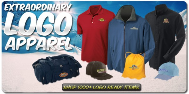 Shop 1000+ Logo Ready Items | Enjoy Free Shipping on Orders $199+ | Free Embroidery | Free Logo Setup