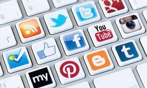 A social media logotype